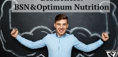 Световните бестселъри на BSN и Optimum Nutrition на страхотни цени в СИЛА БГ!