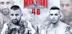 Шеста обявена среща на MAX FIGHT 46