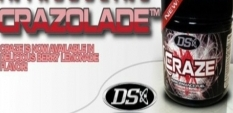 DS Crazolade и Scitec 100% Casein Complex
