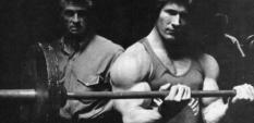 Тренировка за мъже над 40г. с Винс Жиронда