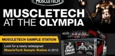 Muscletech показаха 4 нови продукта на Олимпия