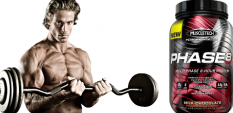 Muscletech Phase8 на 4 място в Топ10