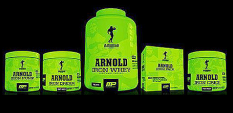 Muscle Pharm лансира Arnold Schwarzenegger Series