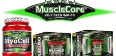 Новата серия MuscleCore от Amix вече е на пазара