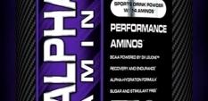 Alpha Amino излиза извън рамките на β-BCAA