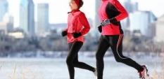 Гориво за тренировките по време на зимния сезон