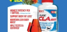 Pure CLA 1500 с 20% повече CLA