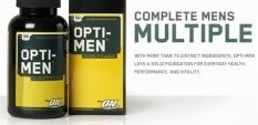 Нова формула на Opti-Men с повече витамин D