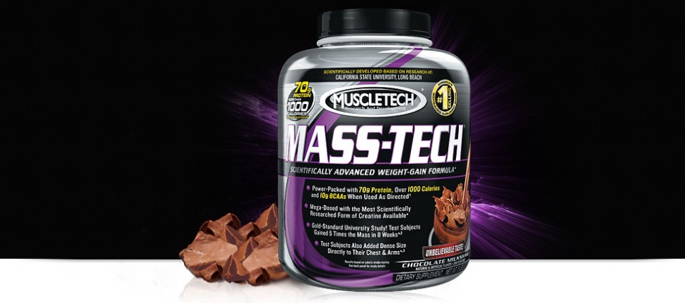 Новият Muscletech Mass-Tech