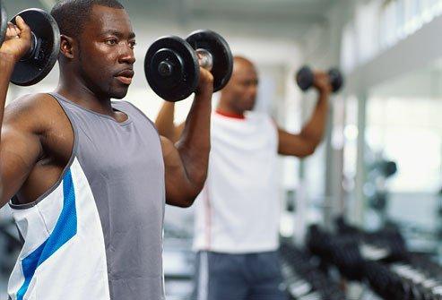 Креатин - мускули