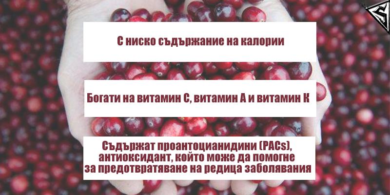 Всичко, което трябва да знаете за червените боровинки
