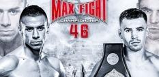 Пета обявена среща на MAX FIGHT 46