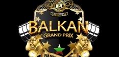 Официален график на Balkan Grand Prix