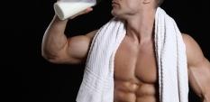 Суроватъчния протеин - най-популярната хранителна добавка.